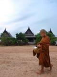Buddyjski nowicjusz zdjęcia stock