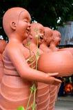 Buddyjski nowicjusz Fotografia Stock