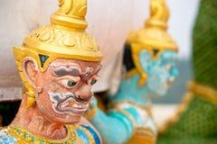 buddyjski rakshasa Obrazy Royalty Free