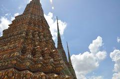 Buddyjski relikwii wierza Fotografia Royalty Free