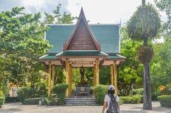 Buddyjskie świątynie Wokoło Samui wyspy, Tajlandia zdjęcie royalty free