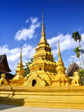 Buddyjskie pagody Obrazy Stock