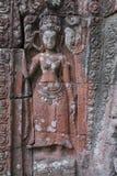 Buddyjskie ruiny Zdjęcie Stock