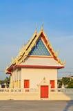 Buddyzm piękna Tajlandzka świątynia zdjęcia royalty free