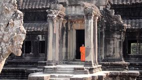 Buddyzm redagował sekwencję, pokój, medytacja, positivity zdjęcie wideo