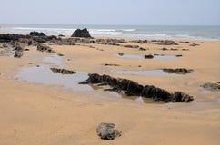 Bude beach Stock Photography