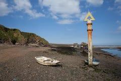 Bude, Bude Nord-Cornwall, Großbritannien Lizenzfreie Stockfotografie