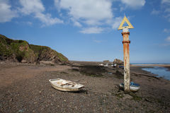 Bude , Bude North Cornwall , uk Royalty Free Stock Photography
