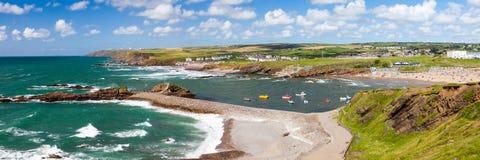 Bude Cornwall Anglia Obraz Royalty Free