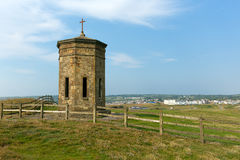 Bude tower above Compass Point North Cornwall Stock Photos