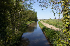 Free Budes Canal, North Cornwall , Uk Royalty Free Stock Photography - 85575527