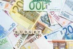 Budget Royalty Free Stock Image