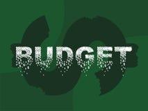 Budget Lizenzfreie Stockfotos