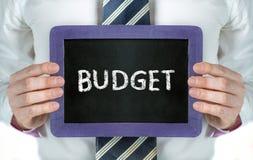 Budget Arkivbilder