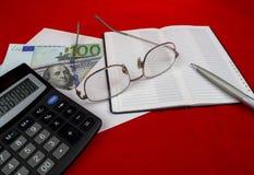 Budget. Stock Image