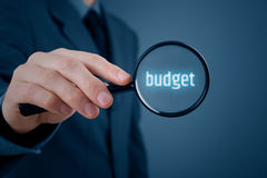Budget Royalty Free Stock Photography