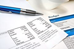 Budget Buster Royalty Free Stock Image