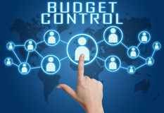 Budget Control Royalty Free Stock Photography