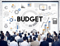 Budget Costs Finance Currency Economy Investment Concept Stock Photo