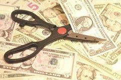 Budget cut Stock Photos