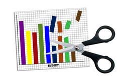 Budget Cuts 2 Stock Photo