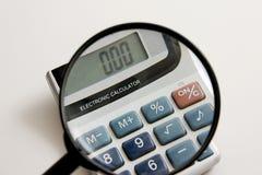 budget- finans Royaltyfria Bilder