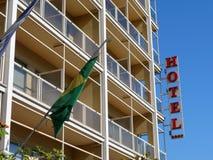 Budget Hotel, Italy Stock Image