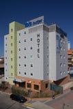 Budget- hotell för ibis Arkivfoton