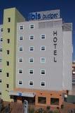 Budget- hotell för ibis Arkivfoto