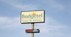 Budgetel Inn Royalty Free Stock Photo