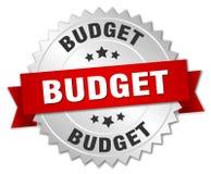 budgeter royaltyfri illustrationer