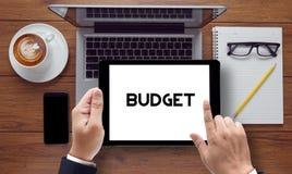 budgeter arkivfoto