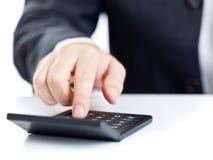Budgeting Stock Photo