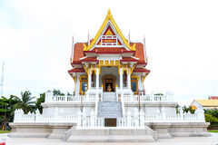 Budha图象大厅 库存图片