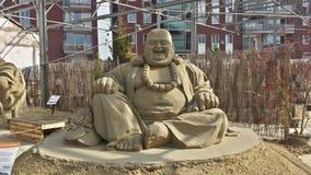 Budha royalty-vrije stock afbeelding