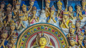 Budha Royaltyfri Foto