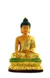 Budha aislado fotografía de archivo
