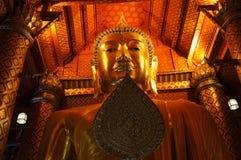 Budha Ayuthaya Tailandia Imagen de archivo libre de regalías