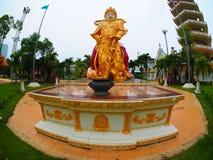 Budha cinese Immagine Stock