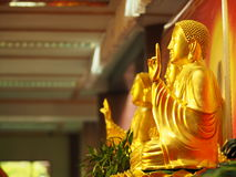 Budha cinese Fotografia Stock