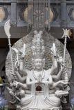 Budha con mille armi Fotografia Stock Libera da Diritti