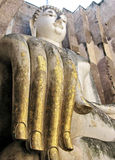 Budha dans Sukhothai Photo stock