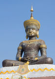 Budha grande en Petchabun, Tailandia Fotografía de archivo