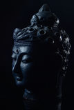 Budha head statue Royalty Free Stock Photography