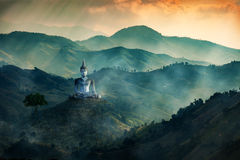 Free Budha Image In Valley Of The Dark Stock Photography - 70250102