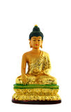 Budha isolado Fotografia de Stock