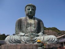 Budha in japan Stock Photos