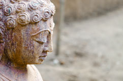 Free Budha Peace Stone Statue Royalty Free Stock Images - 29392139
