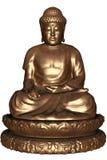 Budha statue Stock Image