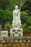 Budha statue in japan Stock Photo
